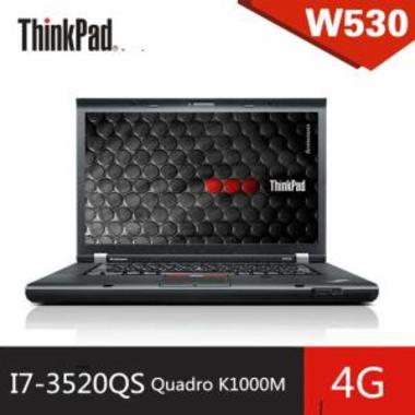 Lenovo Thinkpad W530 with SSD / 2GB video