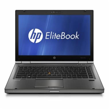 HP Elitebook 8470W SSD!!